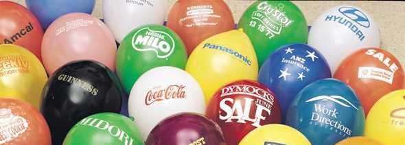 globo latex publicitario